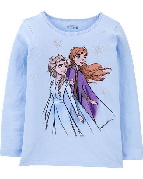 T-shirt La reine des neiges Disney