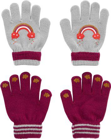 Emballage de 2 paires de gants arc-...