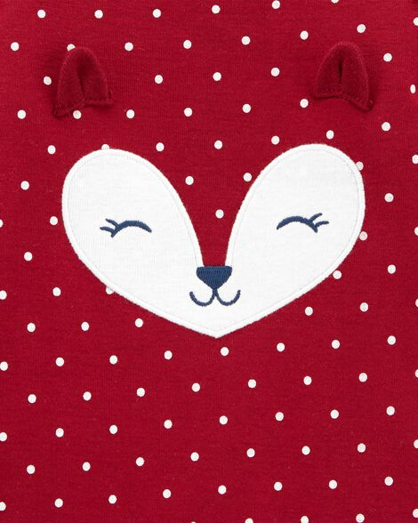Cache-couche original renard