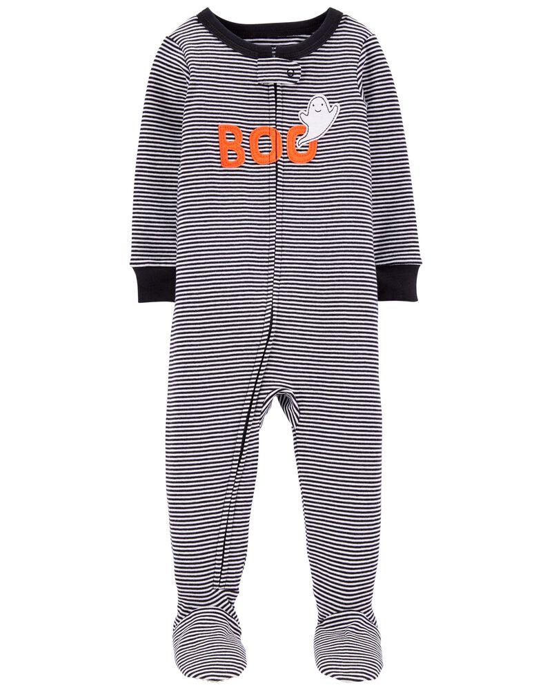 Halloween 2-Way Zip Cotton Sleep & Play, , hi-res