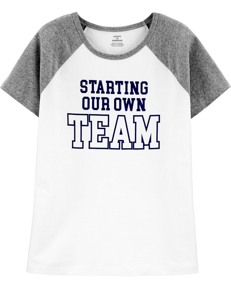 Adult Womens Starting Our Own Team Tee, , hi-res
