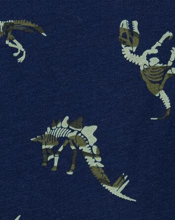 Cache-couche polo à dinosaure