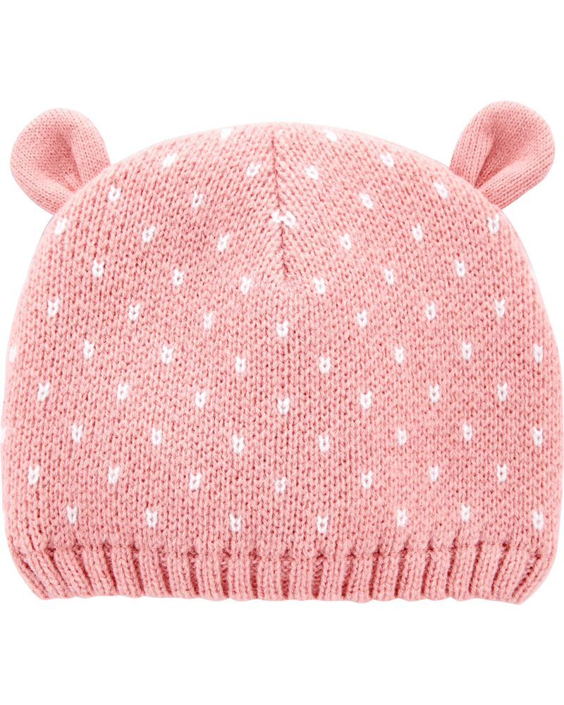 Tuque à ourson, , hi-res