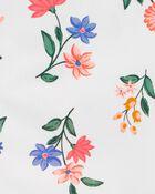2-Piece Tee & Floral Skirtall Set, , hi-res