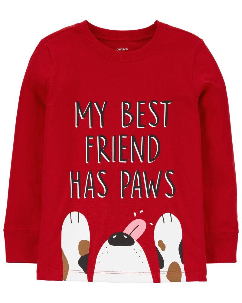 Dog Best Friend Jersey Tee, , hi-res