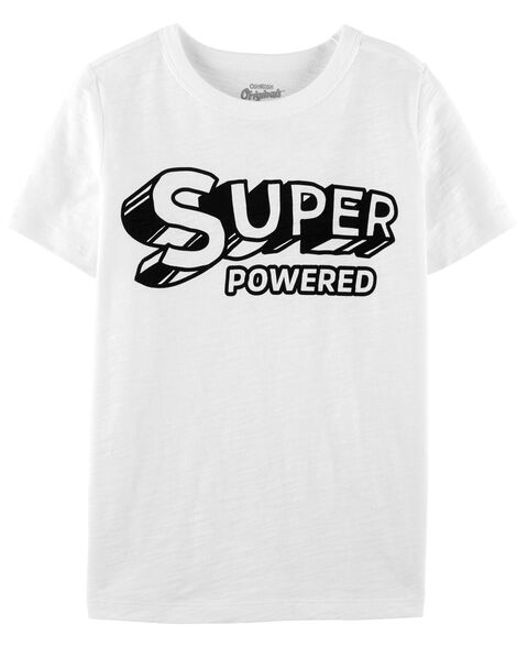Super Powered Tee