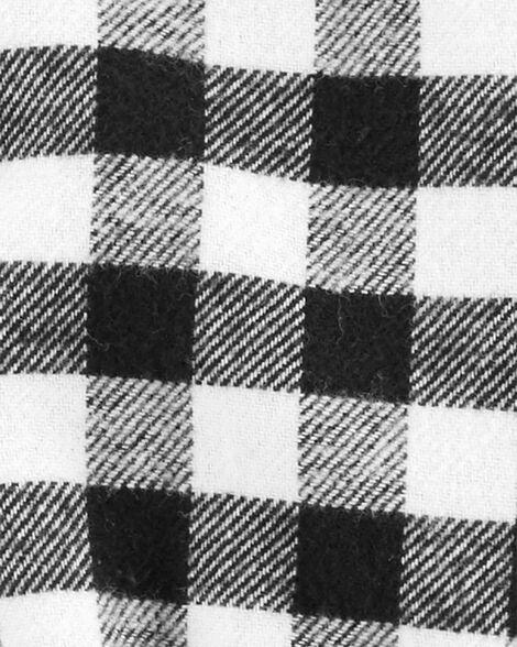 3-Piece Checkered Dress Me Up Set