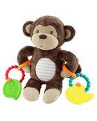 Monkey Activity Teething Toy, , hi-res