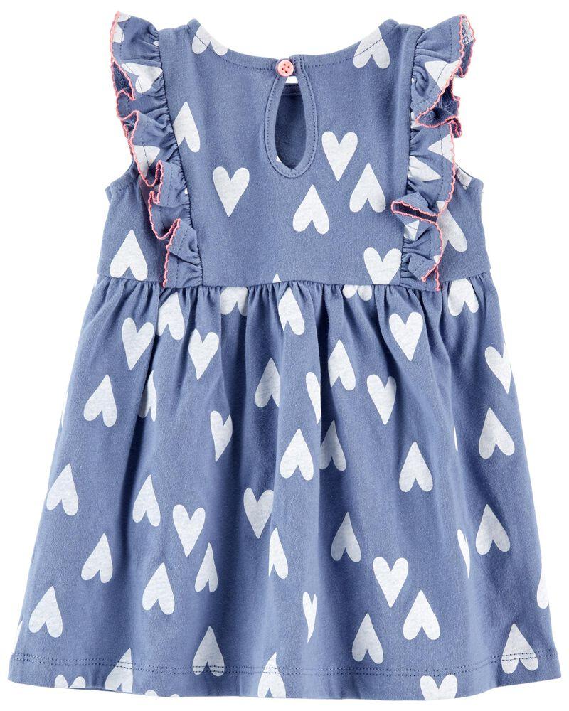 Chambray Dress, , hi-res