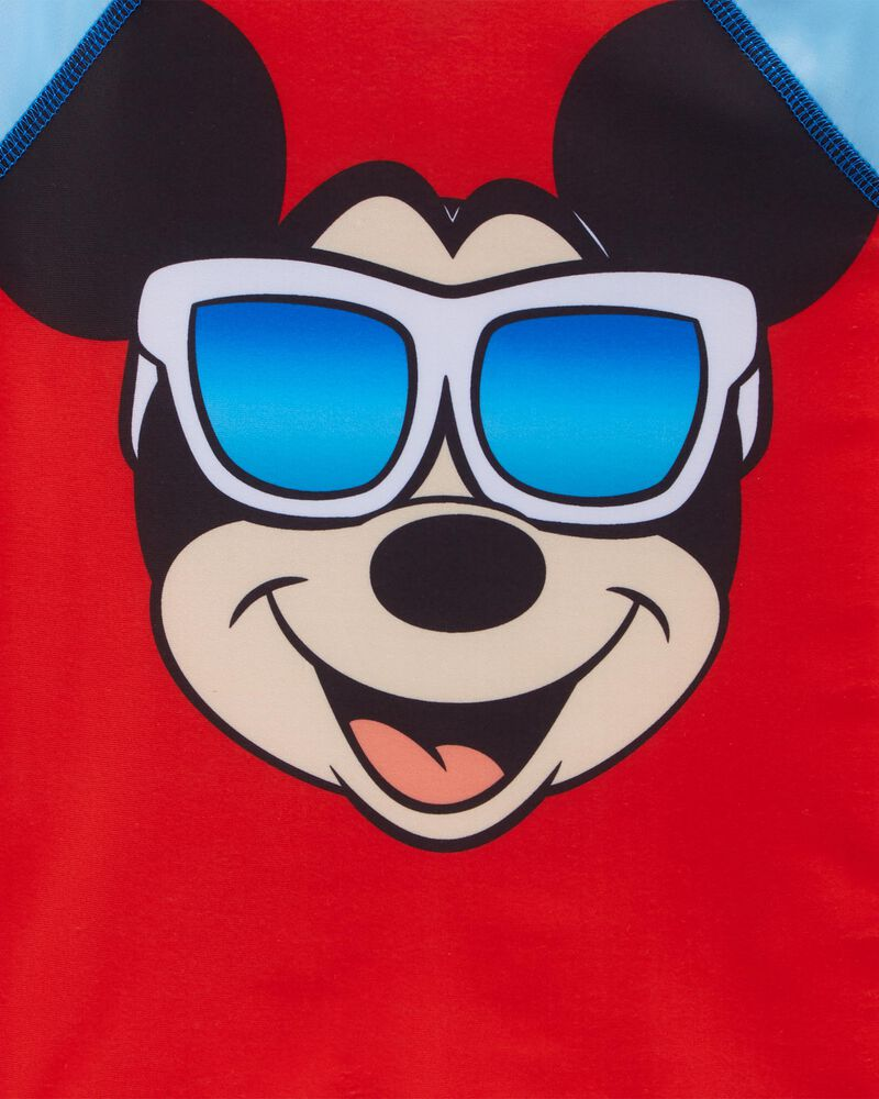Mickey Mouse Rashguard, , hi-res