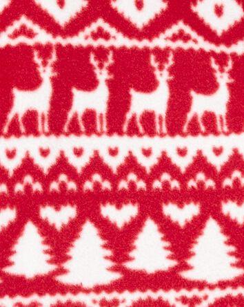 Chandail à renne festif