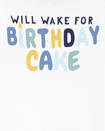 2-Piece Birthday 100% Snug Fit Cott...