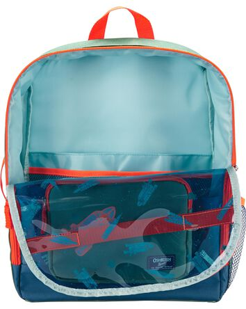 Rocketship Backpack