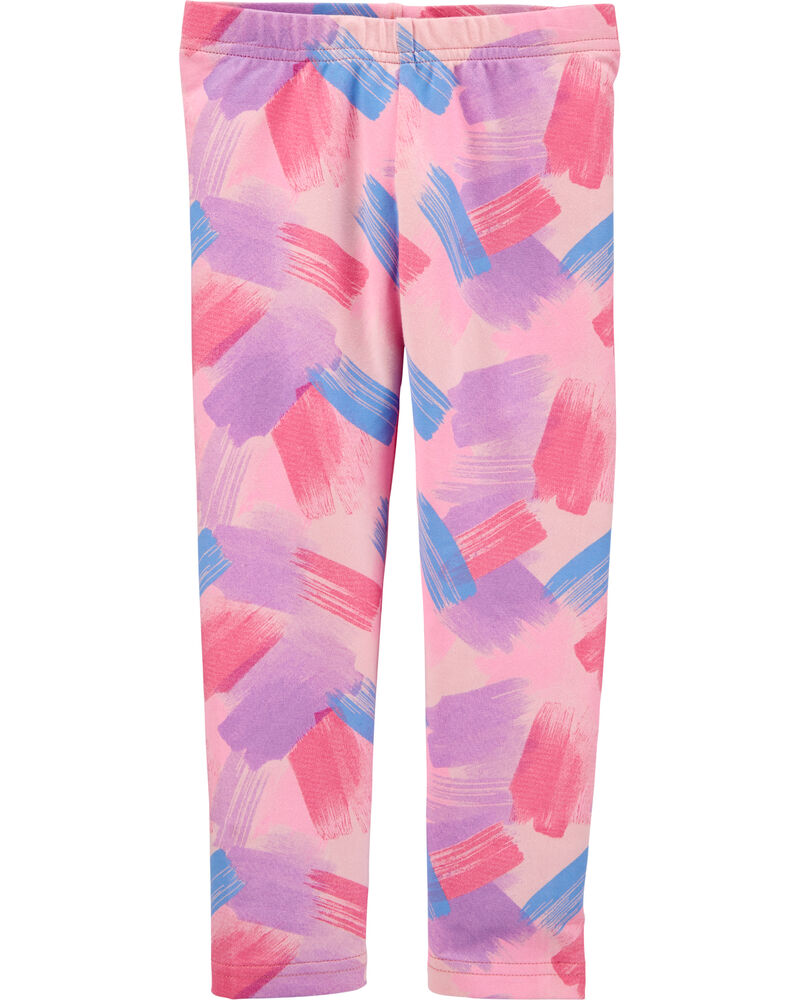 Paint Brush Leggings, , hi-res