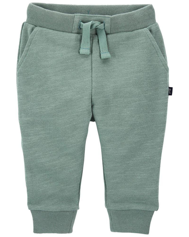 French Terry Sweatpants, , hi-res