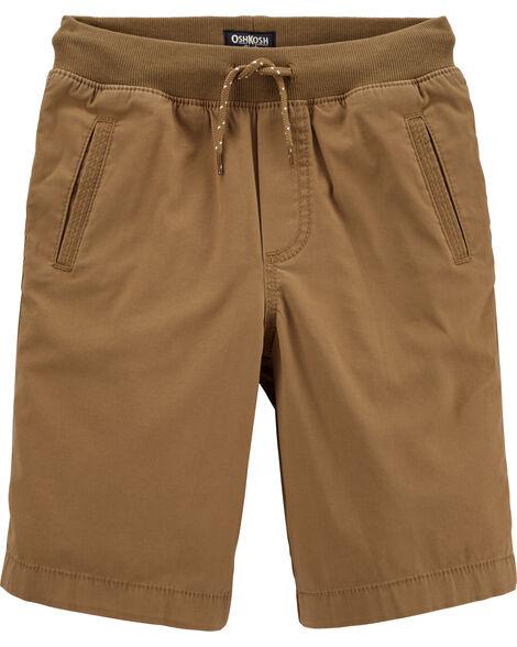 Stretch Camp Shorts