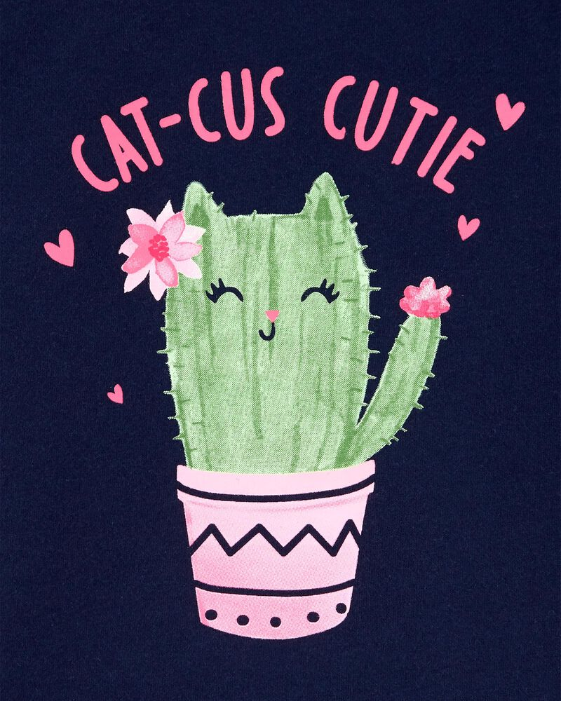 Cactus Jersey Tee, , hi-res