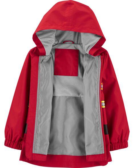 Fireman Raincoat