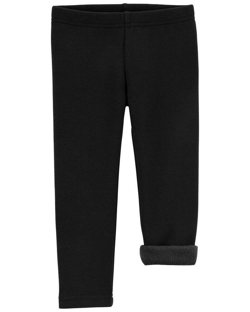 Cozy Fleece-Lined Leggings, , hi-res