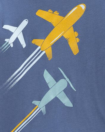 Planes Jersey Tee