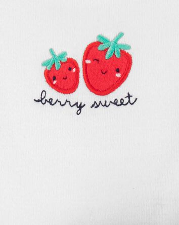 3-Piece Strawberry Little Character...