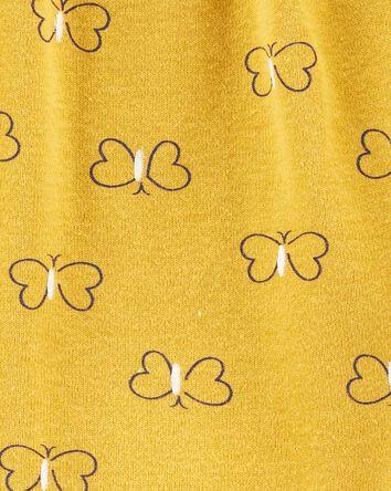 Butterfly Long-Sleeve Bodysuit