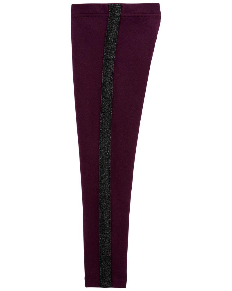 Sparkle Stripe Leggings, , hi-res