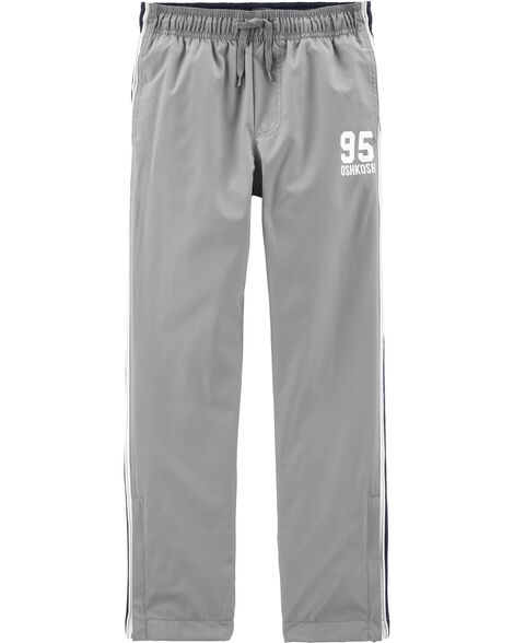 Logo Active Pants