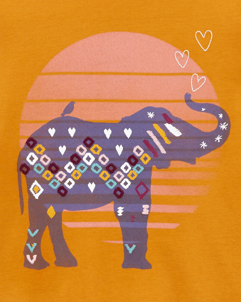 Elephant Tee, , hi-res
