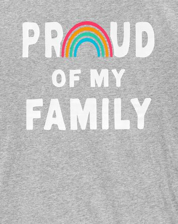 Adult Family Pride Jersey Tee