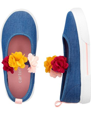 Plume Mary Jane Shoes