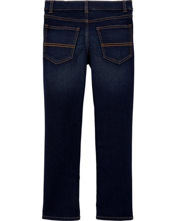 Jeans à 5 poches de coupe botte