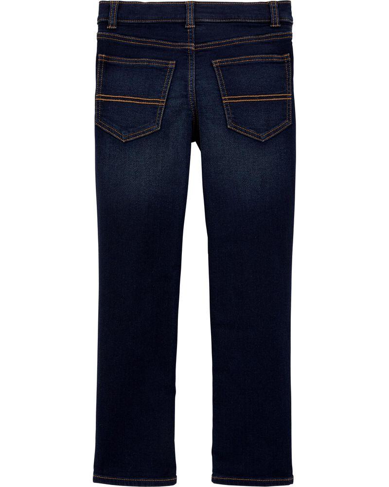 5-Pocket Boot Cut Jeans, , hi-res