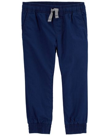 Pull-On Woven Joggers