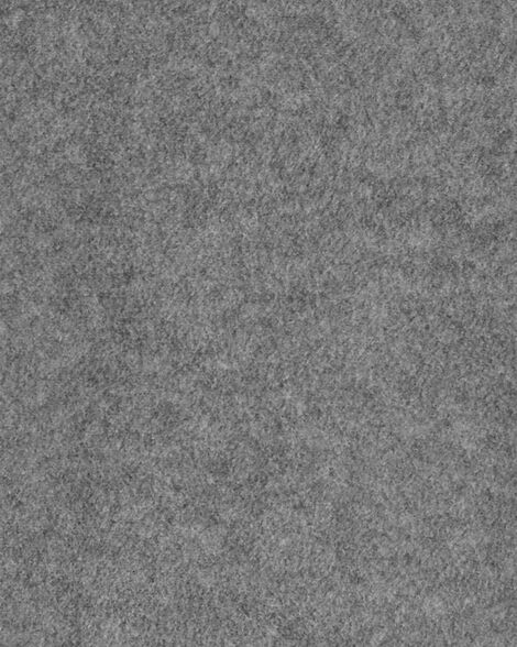 Kangourou en molleton sans glissière requin
