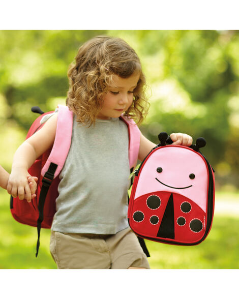 Zoo Lunchie Insulated Kids Lunch Bag