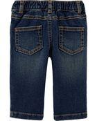 Ensemble 2 pièces chandail rayé et jeans, , hi-res