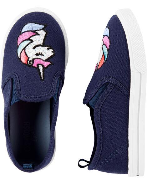 Unicorn Slip-On Shoes