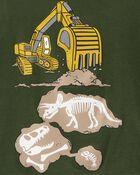 Construction Dino Jersey Tee, , hi-res