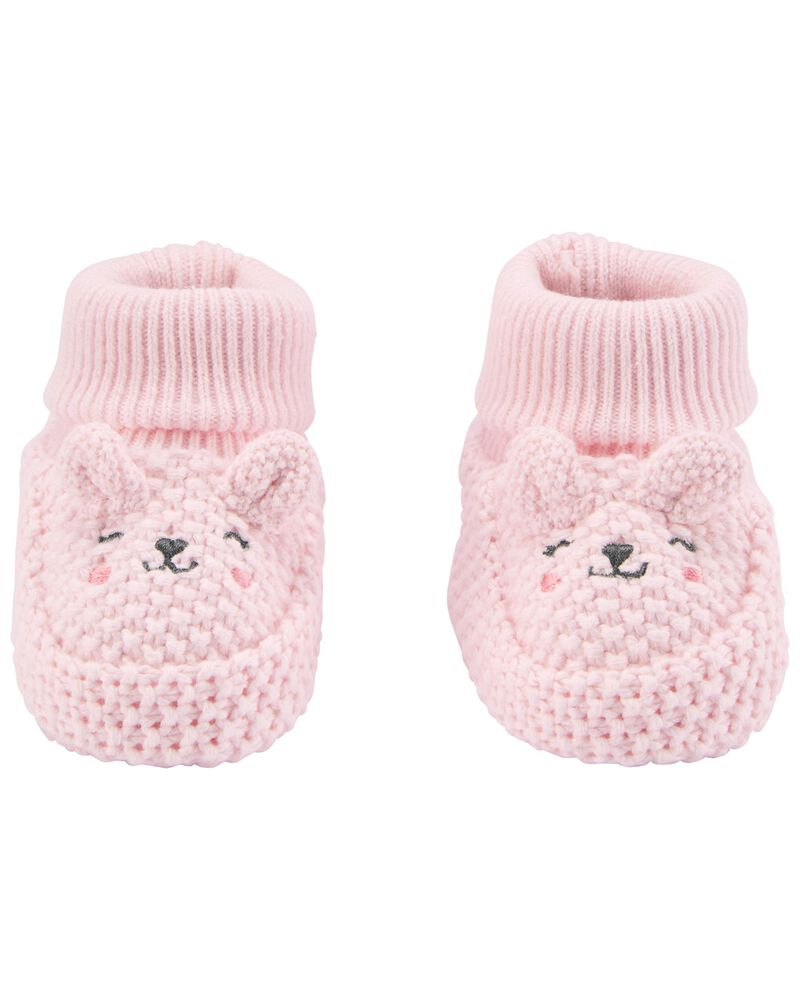 Baby Bear Booties, , hi-res