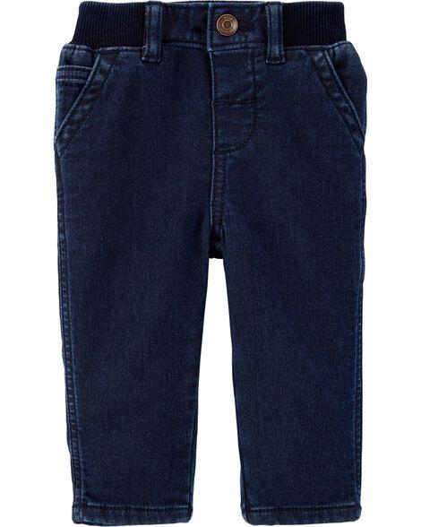 Pull-On Carpenter Pants