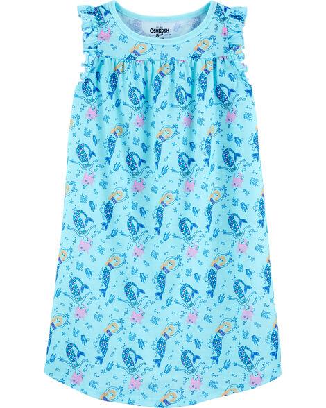Mermaid Nightgown