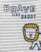 Cache-couche original Brave Like Daddy , , hi-res