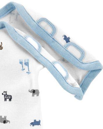 Preemie Animal Cotton Sleep & Play