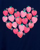 Strawberry Jersey Tee, , hi-res