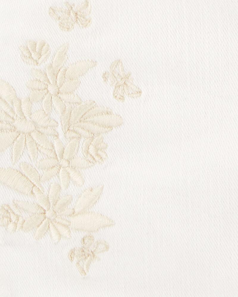 Embroidered Shortalls, , hi-res