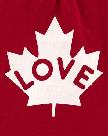 Canada Day Love Tee