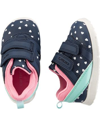 Every Step Heart Sneakers