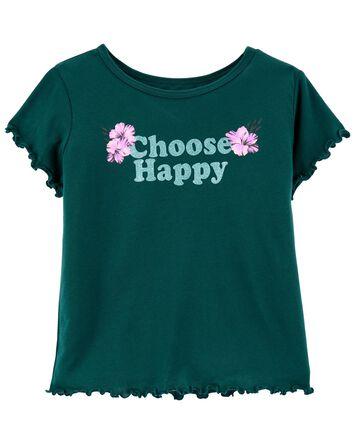 Choose Happy Tee