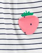 2-Piece Strawberry Dress & Legging Set, , hi-res